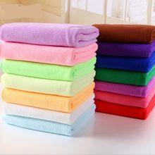 Serviette De bain en Microfibre De Bambou 70x140 cm, serviette De bain à séchage Rapide, Douce, Super absorbante, Textile De maison, grande et épaisse
