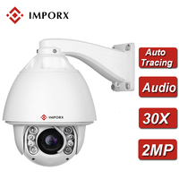IMPORX security camera 1080p ip camera night camera high speed camera