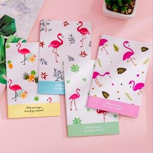 Image 5 - 40 paczek/partia Korea kreatywna mała świeża seria malarska notatnik przenośny przenośny notatnik sześć wyboru