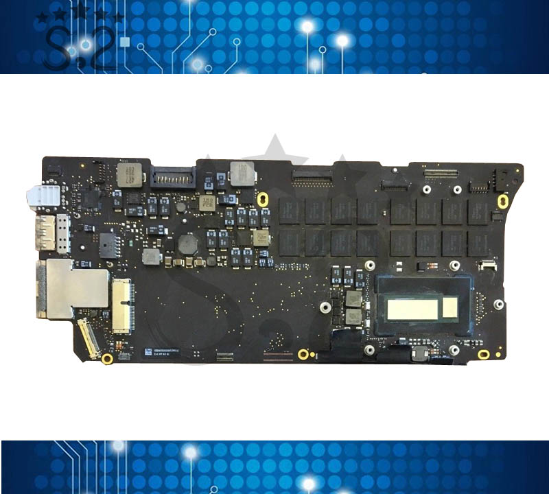 A1502 Logic Board For Macbook Pro Retina 13 i5 2.4GHz 4GB Motherboard 2013 year 820 3536 A