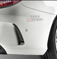 Fit for Mercedes Benz C w205 C43 AMG coupe carbon fiber air knife fog wind knife