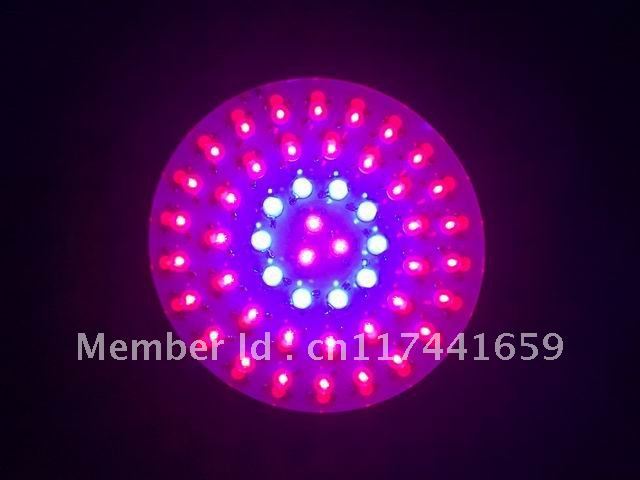 50w ufo led grow lamp AC85-265v lighting for hydroponics& indoor greenhouse plant CE&ROHS life>50,000hrs 8pcs/lot free shipping