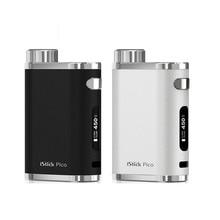 Electronic Cigarette Eleaf iStick Pico TC 75W Box Mod Modes switchable TC-Ni/RC-TI/TC-SS/TCR