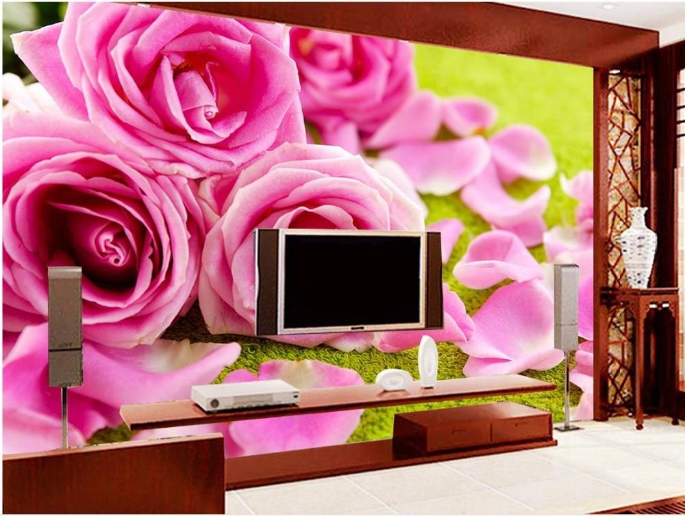 achetez en gros rouge fleur image en ligne à des grossistes rouge