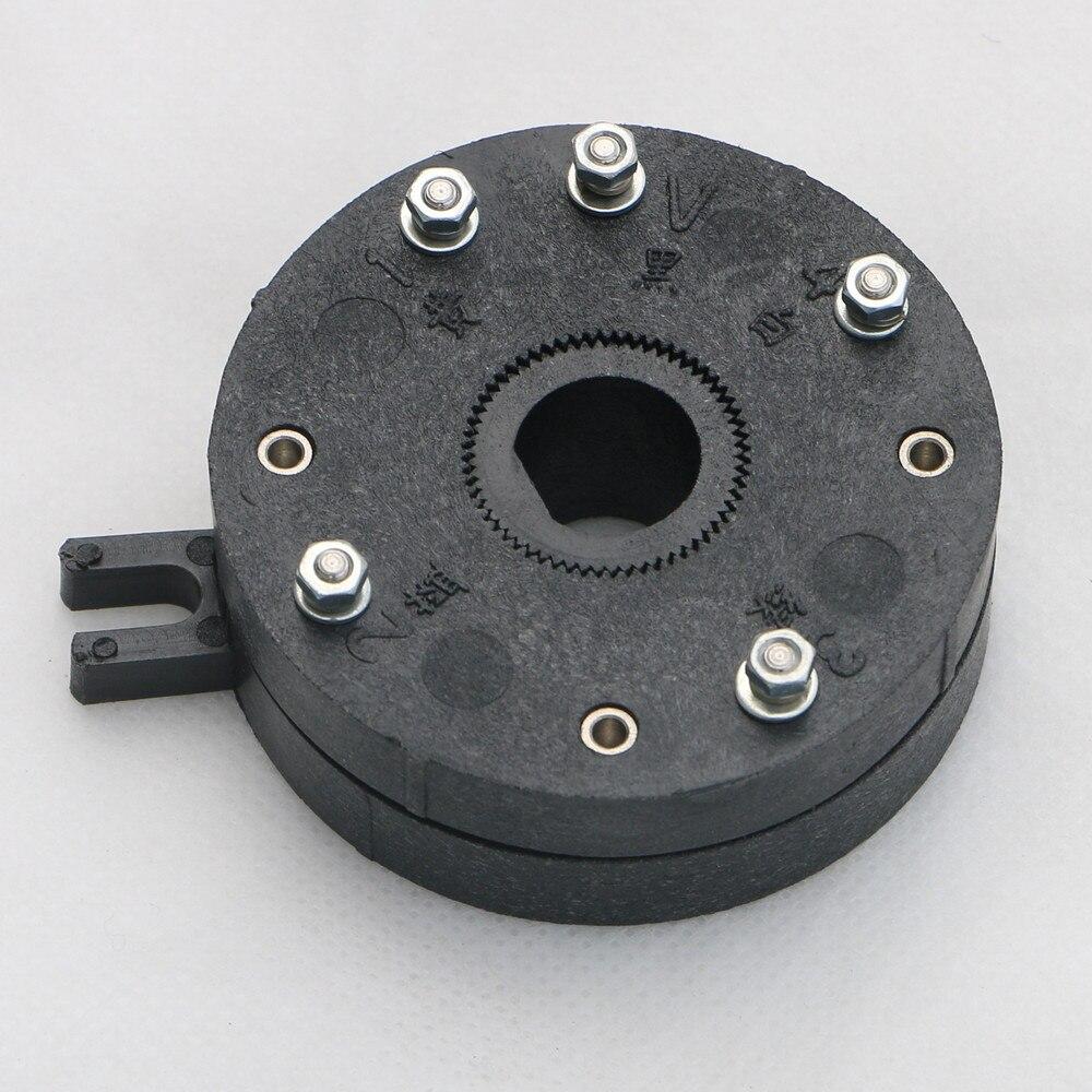 transmission disc encoder electric turret  turning center cnc lathe machine CKD6150transmission disc encoder electric turret  turning center cnc lathe machine CKD6150