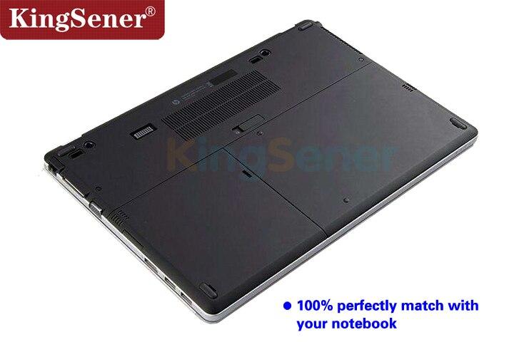 KingSener Nouveau BT04XL Batterie pour HP EliteBook Folio 9470 9470 m 9480 m HSTNN-IB3Z HSTNN-DB3Z HSTNN-I10C BA06 687517-1C1 687945- 001 - 6