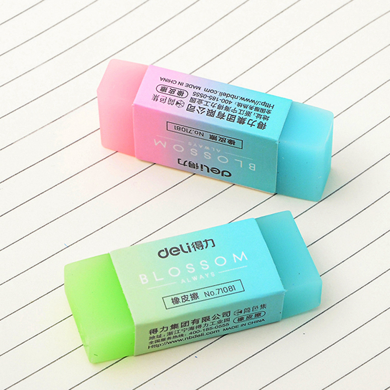 Creative Chancery Jelly Rubber Eraser Kawaii Colored Erasers School Stationery Office Supplies Papelaria Gift For Kids