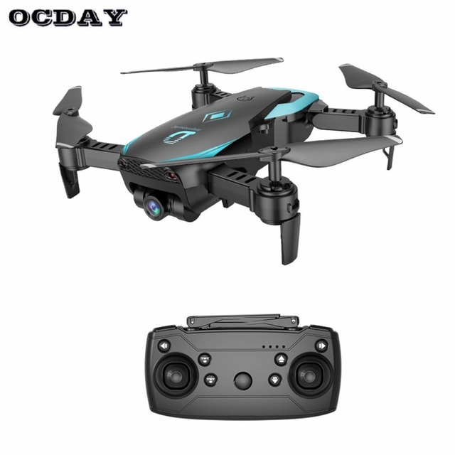 X12 RC Foldable Drone Quadcopter Altitude Hold with Wifi Camera Live Video One Key Return Headless Mode 3D Flip tz