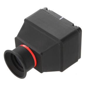 """Image 2 - LCD Viewfinder 3.2"""" 3x Loupe Magnifying Eyecup for Universal 3.2"""" Screen DSLR Camera Rubber"""