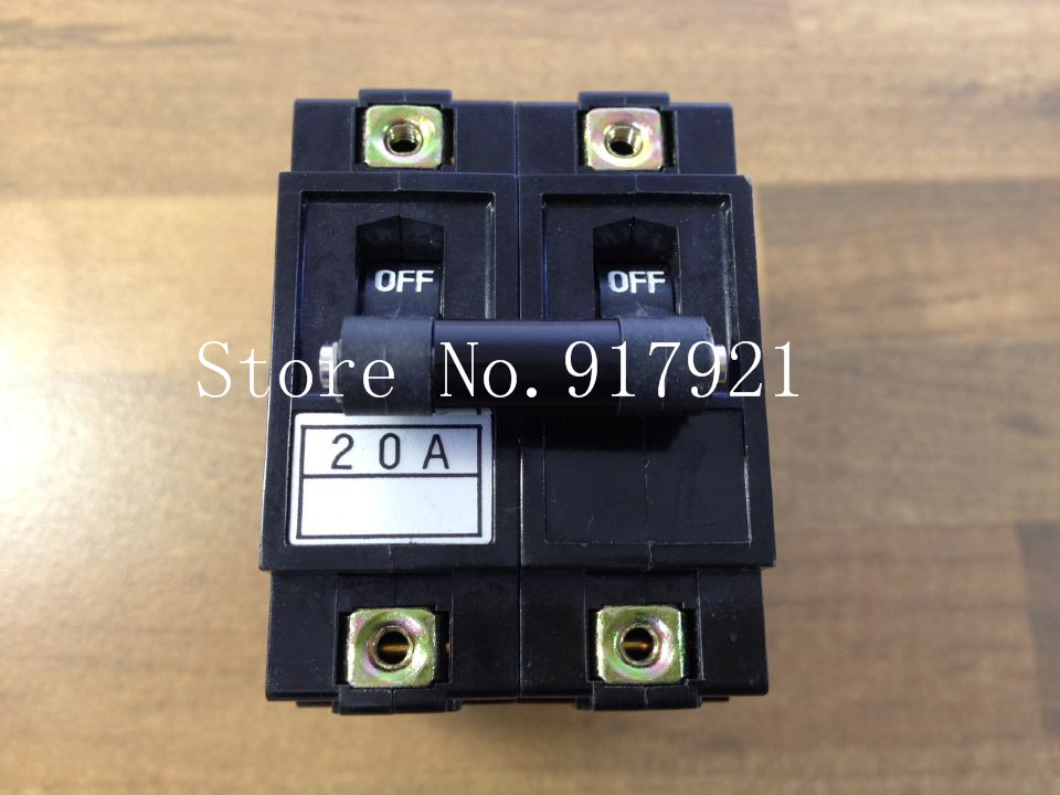 [ZOB] NRAN O11 and 20A 250V 2P20A 1100 breaker genuine original --5pcs/lot [zob] muller moeller eaton l7 16 2 d breaker 2p16a d16a genuine original 5pcs lot