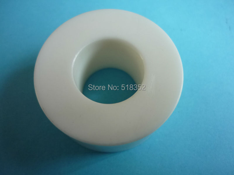 3052979 S500C Ceramic Sodick Tension Roller Idle Pulley 40mm x 19mm x T20mm, WEDM-LS Wire Cutting Wear Parts  spm sp404 tension roller pulley od100mmx id8mmx t19 3mm for sp 320 430 640 740 1060 wedm ls wire cutting machine part