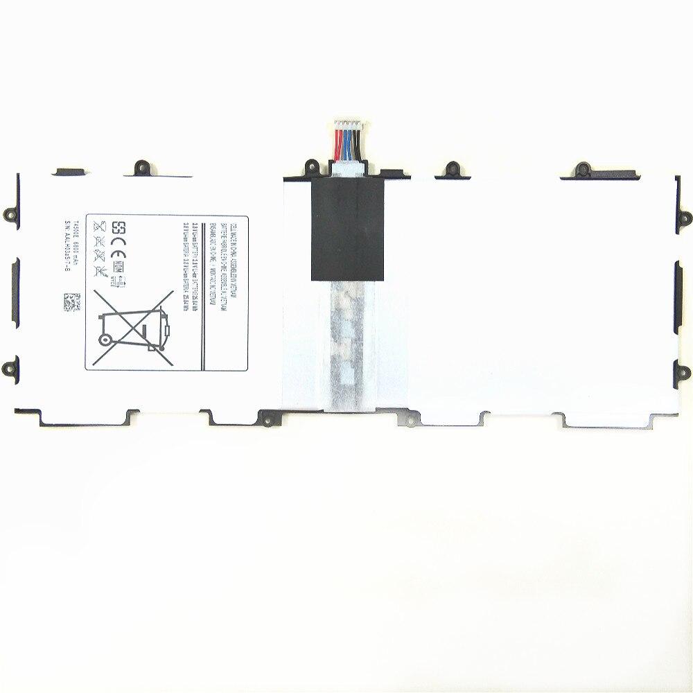 Obligatorisch Westrock 6800 Mah Batterie T4500e Für Samsung Galaxy Tab 3 10,1 P5200 P5210 Gt-p5200 Gt-p5210 Angenehm Zu Schmecken Computer & Büro