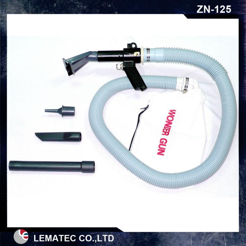 LEMATEC Blow & Vacuum Air Wonder Gun from blow to vacuum Air Wonder Gun kits air tools Made in Taiwan clear air tools