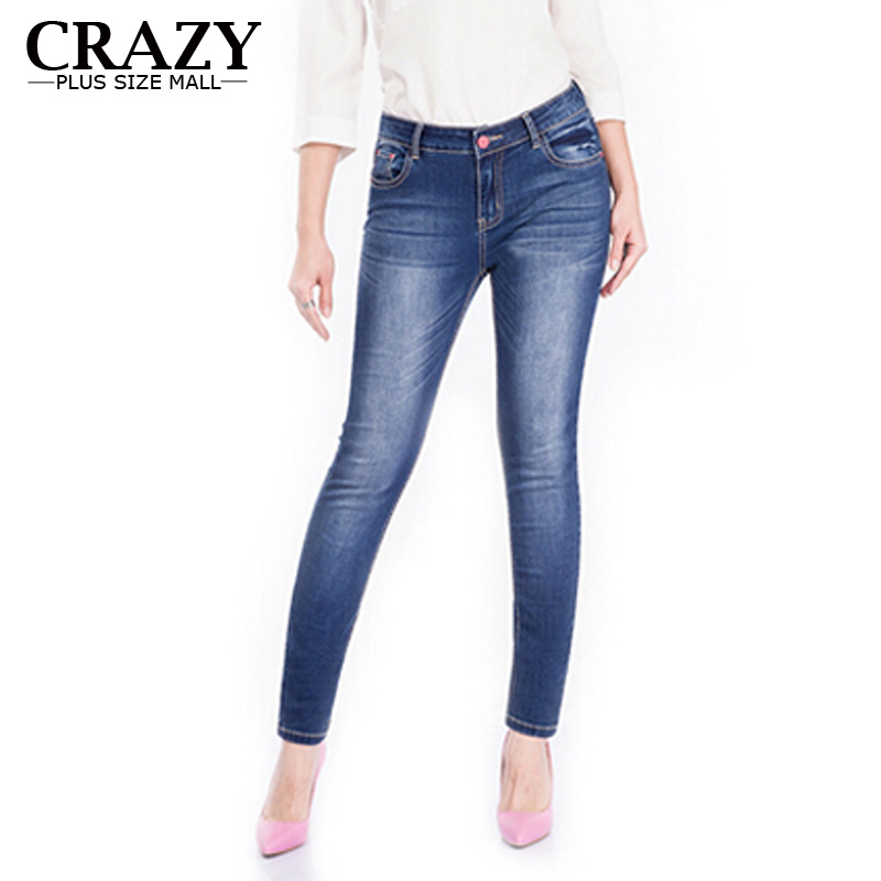 Popular Jeans for Larger Women-Buy Cheap Jeans for Larger Women ...