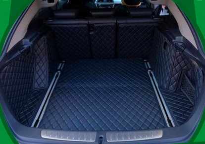 Good mats! Special full set trunk mats for BMW 3 Series GT F34 2017-2012 waterproof cargo liner mat boot carpets,Free shipping
