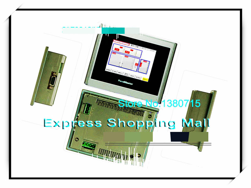 PV035-TNT Touch Screen HMI 3.5 inch Ethernet 2 COM new 19 inch infrared multi touch screen overlay kit 2 points 19 ir touch frame