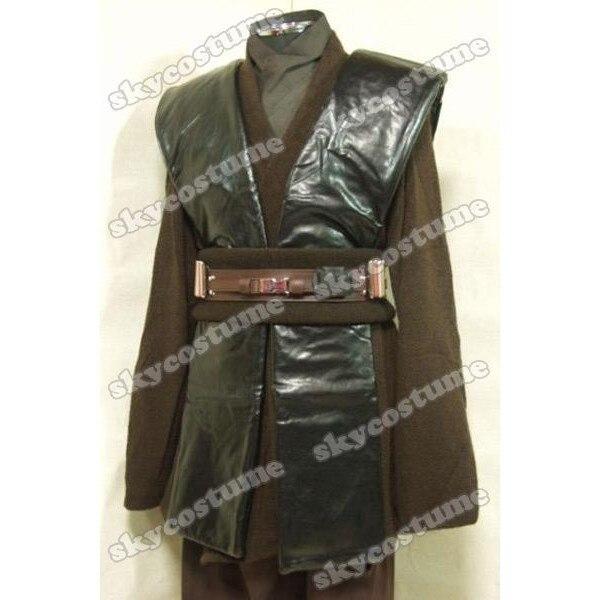 Star Wars Anakin Skywalker Cosplay Disfraz Hot Movie Cloak Robe - Disfraces - foto 3