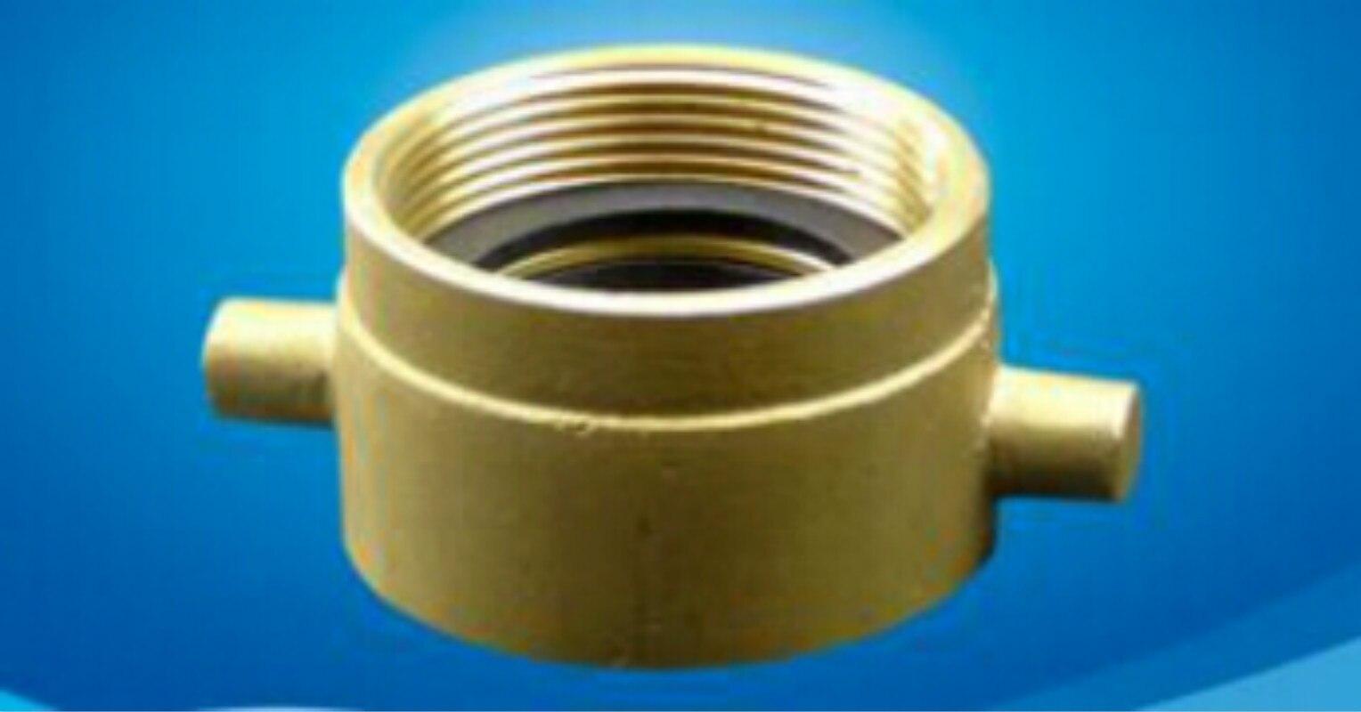 Fire hydrant brass adapter Brass fittings NPT thread DN40 DN50 DN65