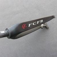 FCFB FW carbon fiber road bike fork/carbon fibre forks/carbon fork road bike forks 28.6 mm 26/27.5/29inch