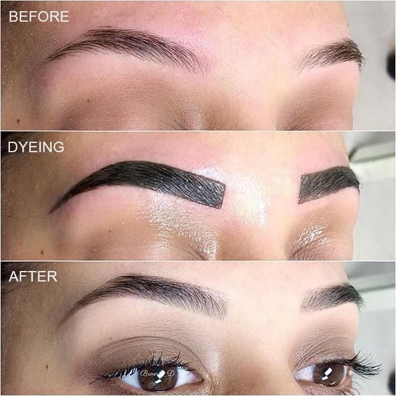 Aliexpress Buy 28 Days Long Last Natural Eyebrow Tinting Ryana
