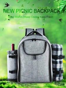 Outdoor Picnic Cooler-Bag Backpack Food-Box Isotherma-Cooler Camping Waterproof 25L