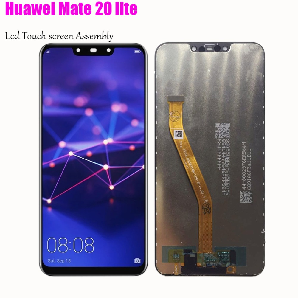 100% New Original For 6.3 Huawei Mate 20 Lite mate 20lite  LCD screen Display+Touch panel Digitizer for mate 20 lite100% New Original For 6.3 Huawei Mate 20 Lite mate 20lite  LCD screen Display+Touch panel Digitizer for mate 20 lite