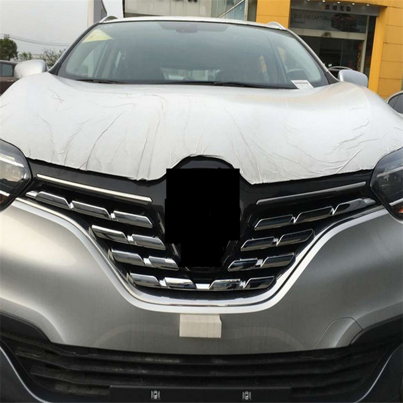 Car Accessories Styling For Renault Kadjar Front Grill