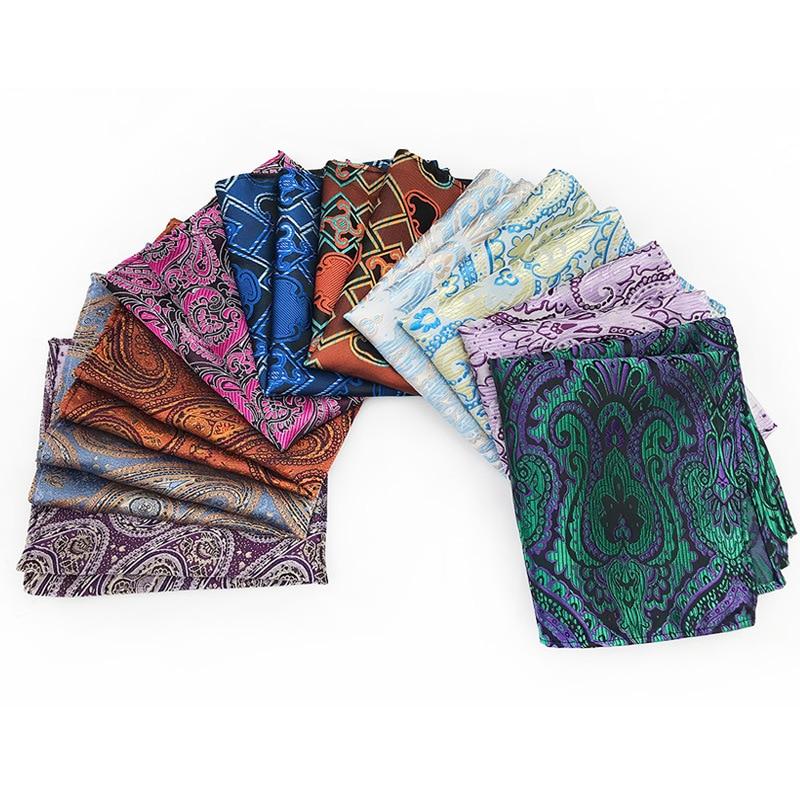 Floral Pocket Square Handkerchief Mens Pocket Squares Hankerchief Hanky