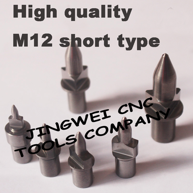 High quality Tungsten Carbide Flat flow drill short type M12*1.75 drill 10.9mm, flat form drill tungsten carbide america and imperial pipe thread flow drill form drill npt bsp g 1 16 1 8 1 4 standard round type