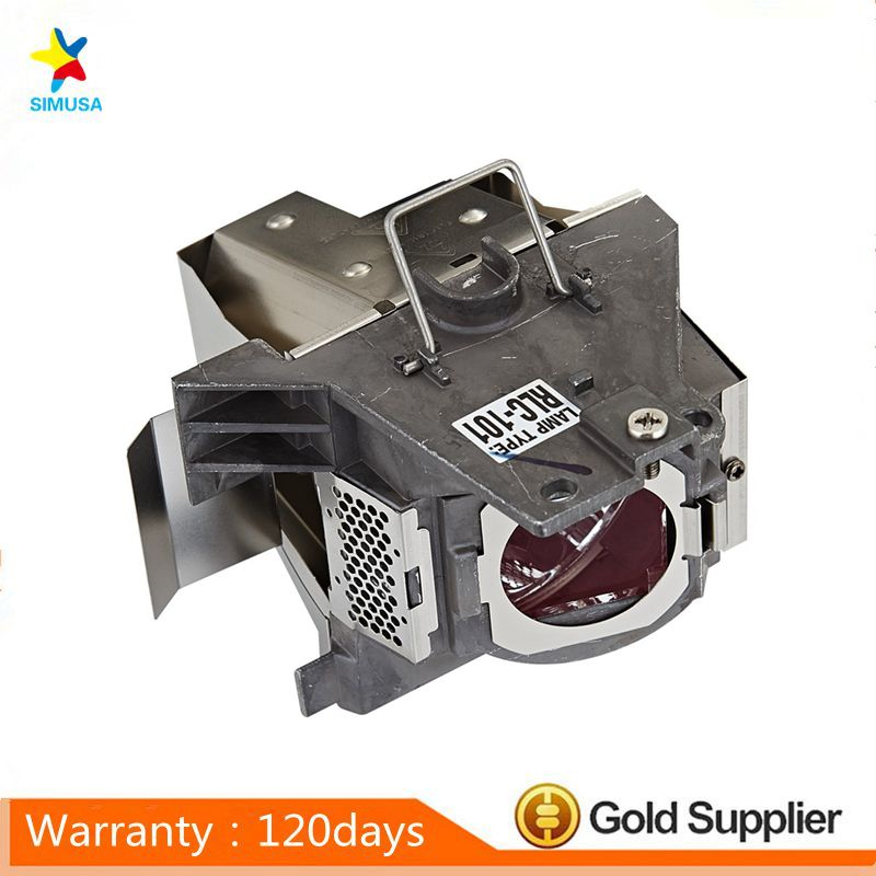 Original RLC-101 bulb Projector lamp with housing fits For VIEWSONIC PR07827HD PJD7836HDL projector lamp bulb rlc 150 003 rlc150003 for viewsonic pj550 1 pj550 2 pj551 1 with housing