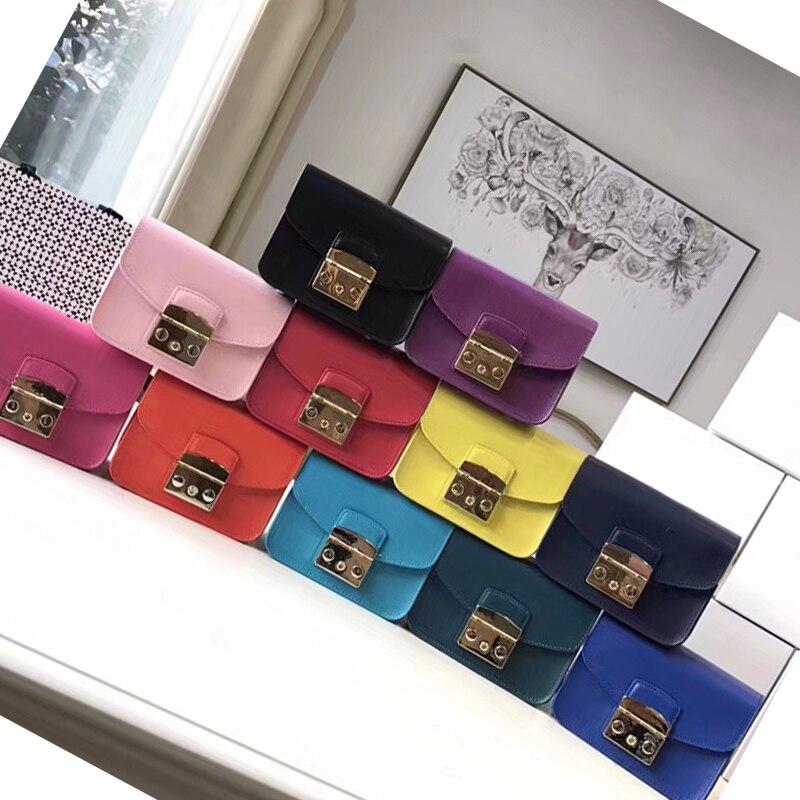 Fashion genuine leather crossbody shoulder bags women bags Messenger bags for women designer bags famous brand