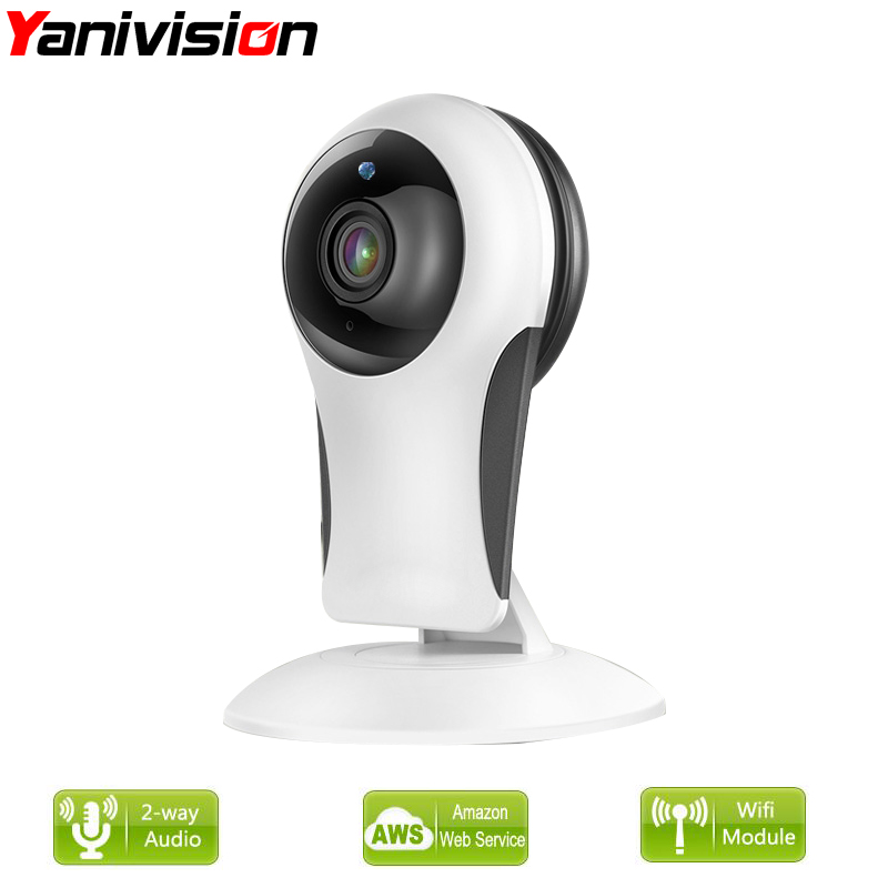 Wifi CCTV Audio Camera Home Security HD 960P 10m IR Night Vision P2P Cloud Storage Smart Wifi Wireless IP Web Camera Yanivision eazzy bc 688 bulb cctv security dvr camera auto control light and recording motion dection night vision circular storage