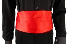 Men's Latin Dance Accessories Adjustable Elastic Cord Waisted Belt 2015 New Arrival Cummerbunds Factory Direct Fabric