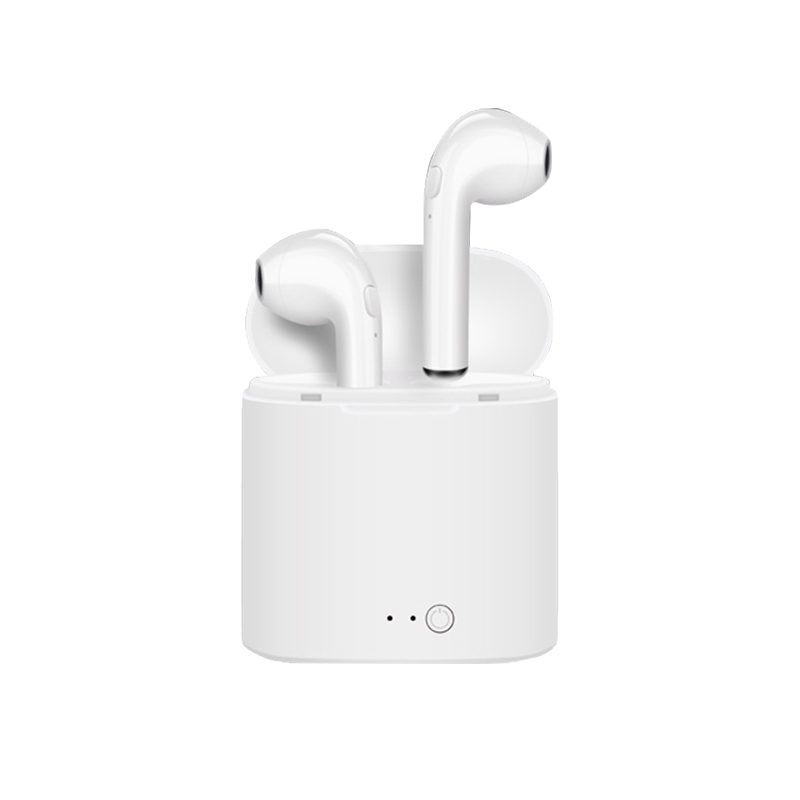 Mini Wireless Bluetooth Earphone Stereo Earbud Headset With Charging Box Mic For All Smart phone for iphone x 6