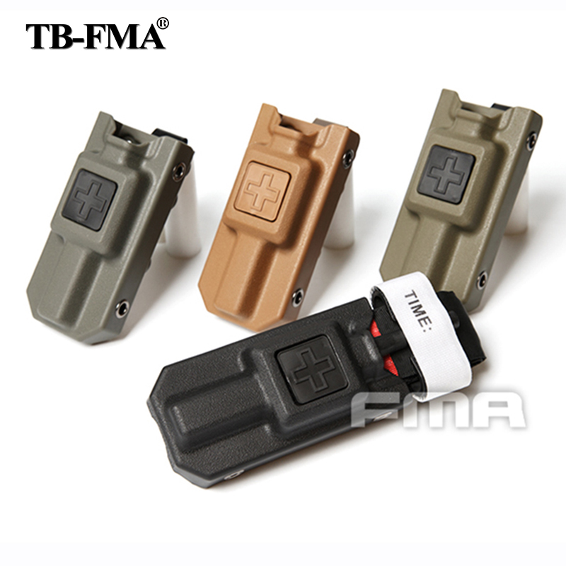 TB-FMA New Application Tourniquet Carrier Pouch Medical Pouch TB1285 for Tactical Medical Application Molle with Free Shipping