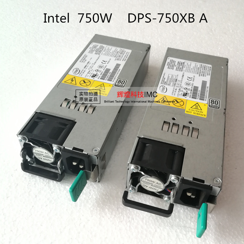 SUNON Intel 750W DPS-750XB A E98791-006/007/008/009/010 server power supply for dps 750xb a e98791 007 750w fully tested