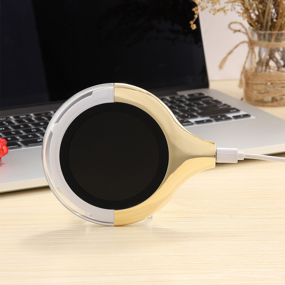 WL027 Wireless Charging Pad Qi Wireless Charger (16)