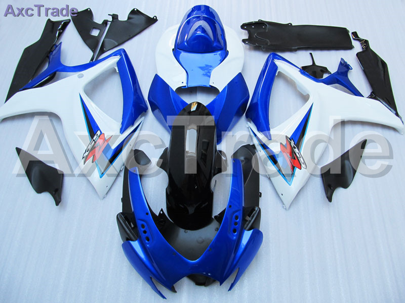 Moto Injection Molding Motorcycle Fairing Kit For Suzuki GSXR GSX-R 600 750 GSXR600 GSXR750 2006 2007 K6 06 07 Bodywork Fairings