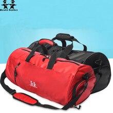 wenjie братья женщины и плечо людей Сумки для путешествий Большая сумка для багажа Duffle Сумки для путешествий BigTravel Водонепроницаемость для пары
