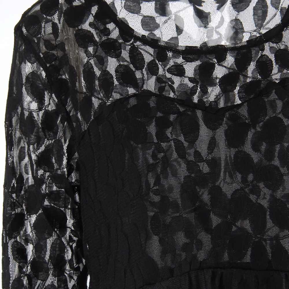 ... Puseky средства ухода за кожей для будущих мам платья женщин Элегантный  Осень платье для фотографирования кружево 7af235bcdc669