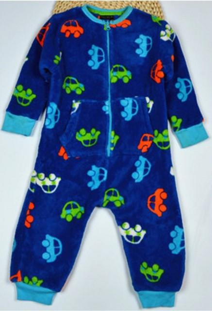 Baby Bodysuit Cotton Autumn...