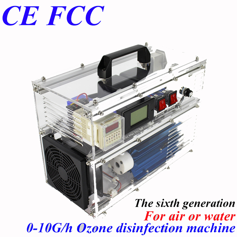 CE EMC LVD FCC factory outlet stores BO 730QY adjustable ozone generator air medical water with timer 1pc|water air|water ozone generator|water generator -
