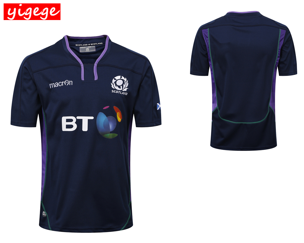2019 Scotland home Rugby Jerseys League rugby shirt SCOTLAND HOME PRO SHIRTS S-3XL2019 Scotland home Rugby Jerseys League rugby shirt SCOTLAND HOME PRO SHIRTS S-3XL