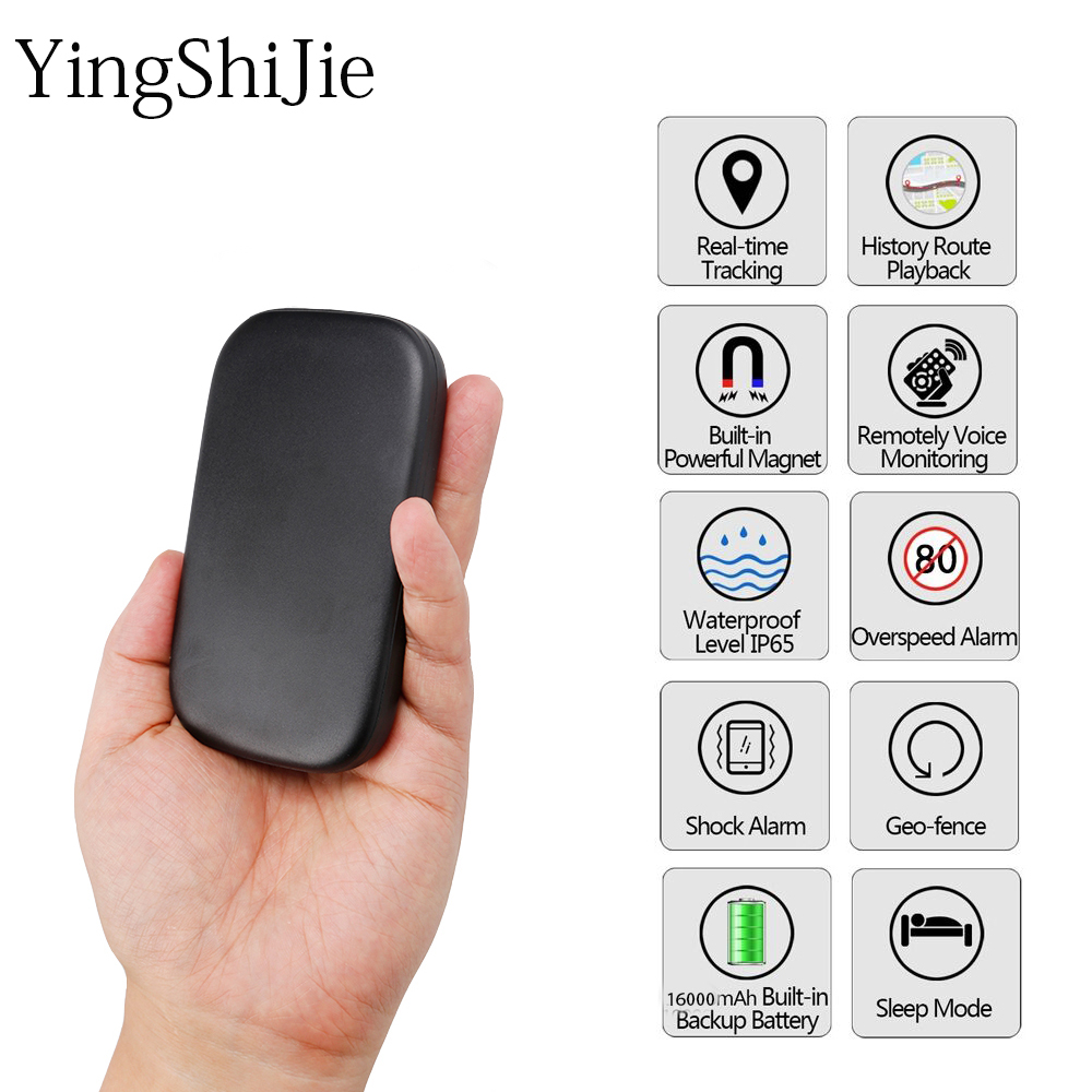 HOT SALE] Free installation TK905 Magnetic GPS Tracker
