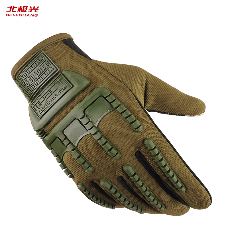 Waterproof Tactical Gloves Military Mens Touch screen Combat Motocycle Slip Resistant Outdoor Full Finger Glove Sports Gloves