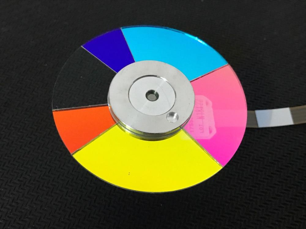 100% New PJD7820HD Color Wheel For VIEWSONIC PJD7822HDL DLP Projector гусеничный снегоуборщик huter sgc 8100c