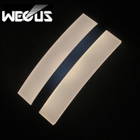Wecus Wall Lights New Design Curve Shape Foyer Corridor Up Down Decorative Lamp Hotel Bedside Sconce