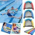 New Design 6.5X155 cm Cadeira Flutuante Piscina Cadeira Assentos Cadeira de Diversão para Crianças Piscina de Macarrão Cor Aleatória Acessórios de natação
