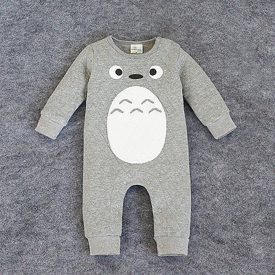 Studio Ghibli My Neighbor Totoro – Kids Baby Jumpsuit Romper