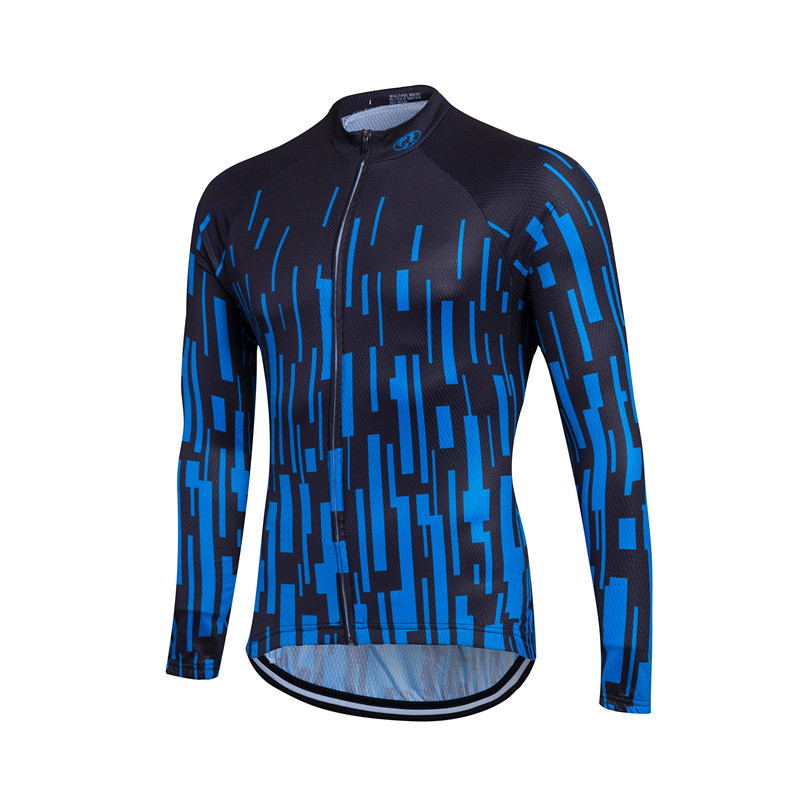 FASTCUTE Bicicleta Clothes Long Sleeve Autumn/ Spring Cycling Clothing Top Shirts Only Maillot Ciclismo Larga Riding Clothes